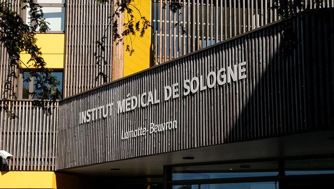 Institut médical de Sologne – Le centre