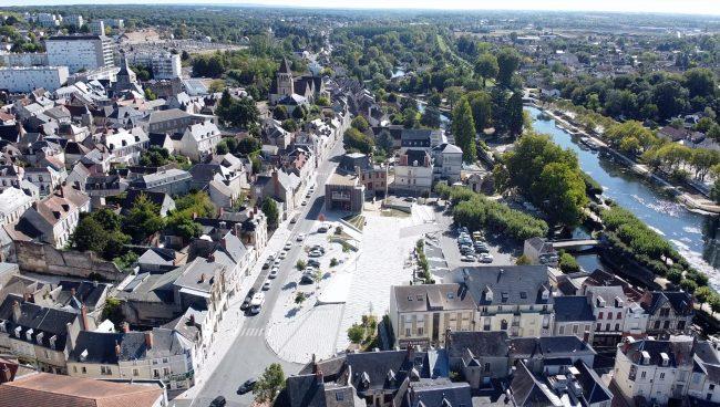 Vierzon, ville départ du Tour de France 2021 le 2 juillet